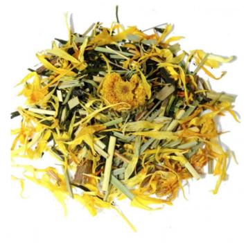 Tea, Green Lemongrass Herbal Organic