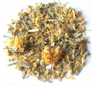 Tea, Chamomile Calendula Herbal Organic
