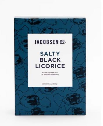Licorice, Salty Black