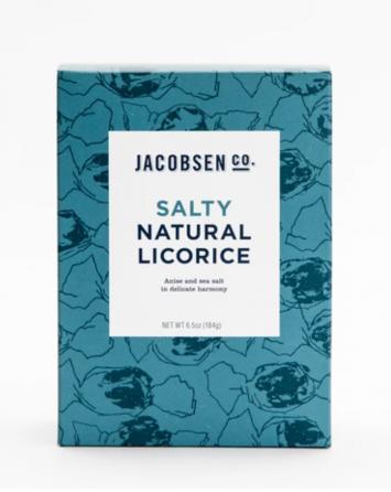 Licorice, Salty Natural