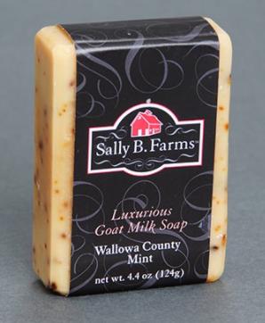 Soap, Wallowa County Mint, goat milk