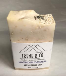 Soap, Lavender Oatmeal, vegan