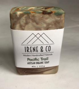 Soap, Pacific Trail, vegan