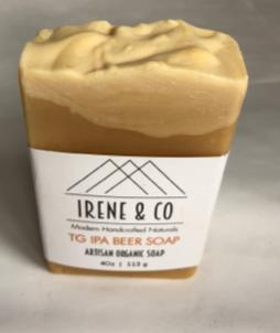 Soap, TG IPA Beer, vegan
