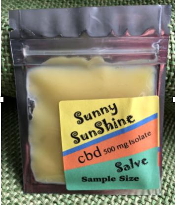 Salve, Sunny Sunshine sample