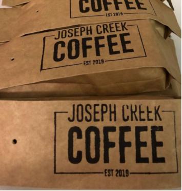 Coffee Beans, Caffeinated Sample