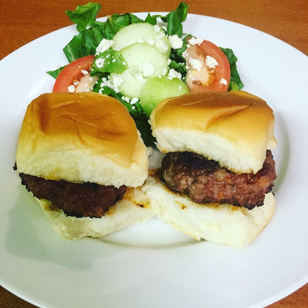 Signature Chorizo Sliders