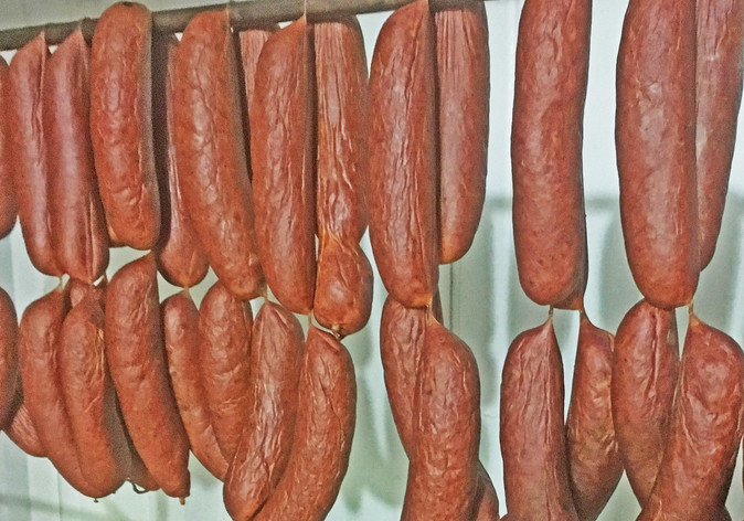 Sausage, Andouille, 4-6 lb Pack (Avg. 5 lbs)