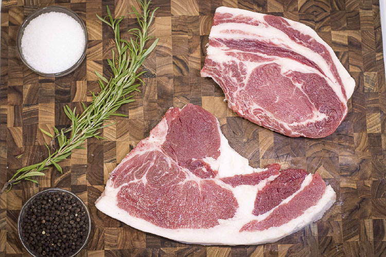"""BRINED CHOPS, THICK 1.5"""""""