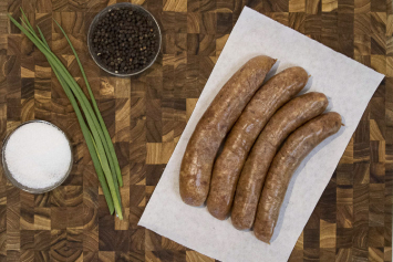 SAUSAGE, ANDOUILLE