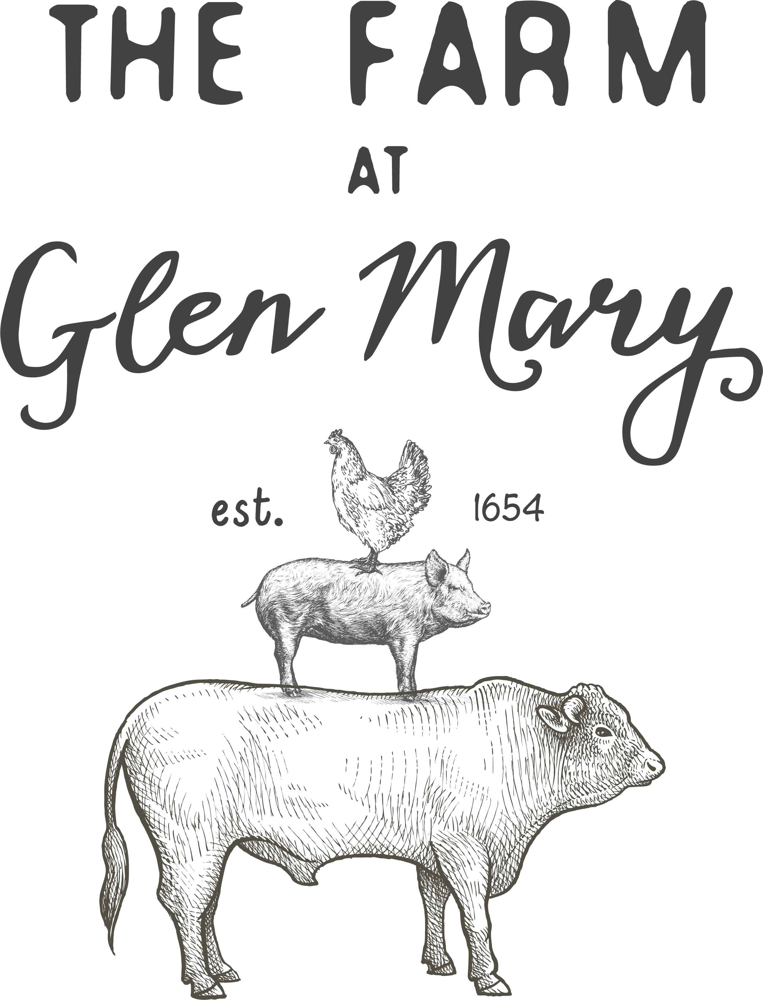 Glen Mary Farm Logo