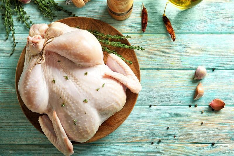 Whole chicken - Fryer