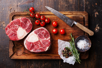 Beef shanks / Osso Bucco