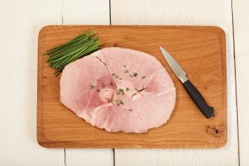 Smoked Ham center slice - Uncured
