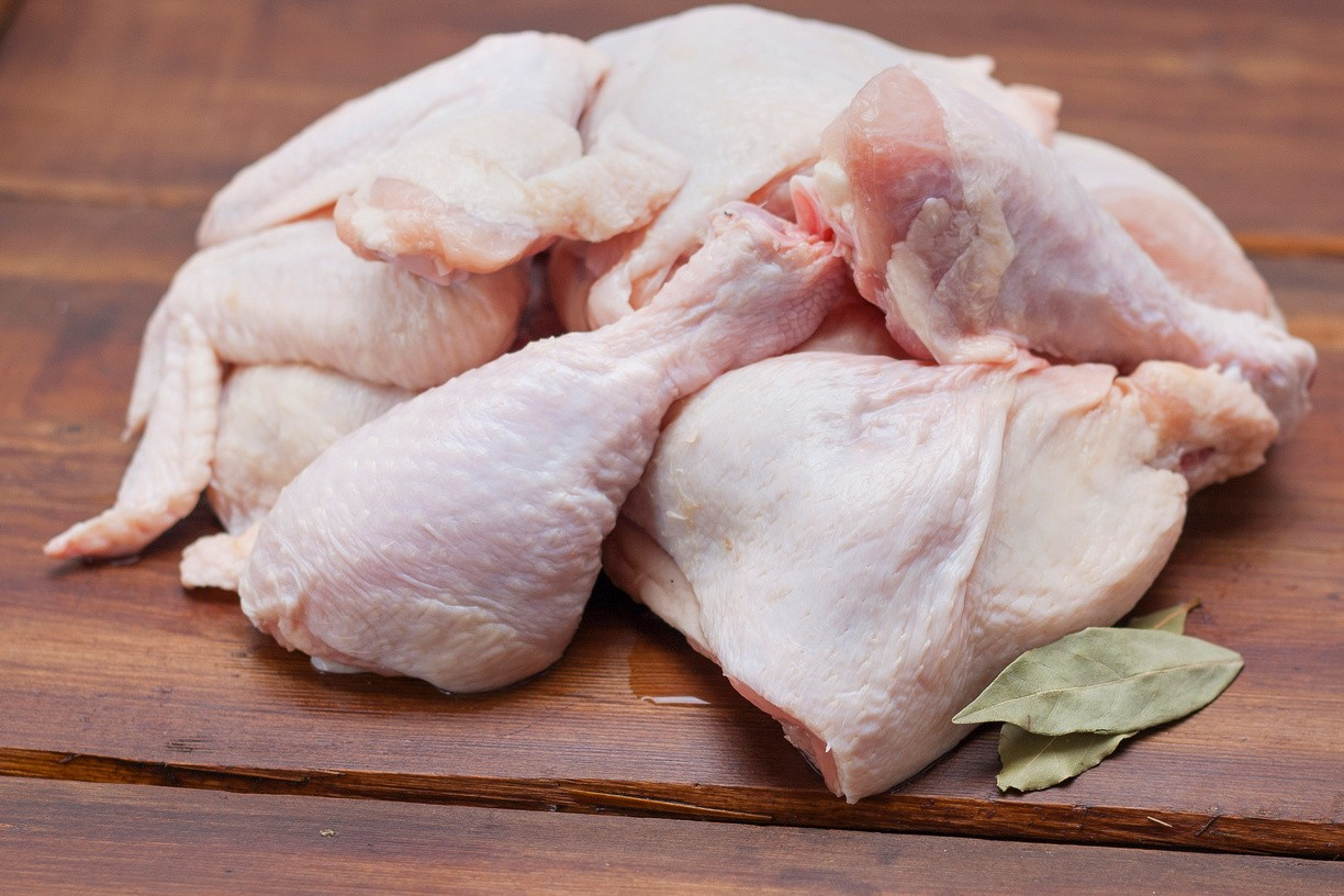 Whole Chicken  - Parted