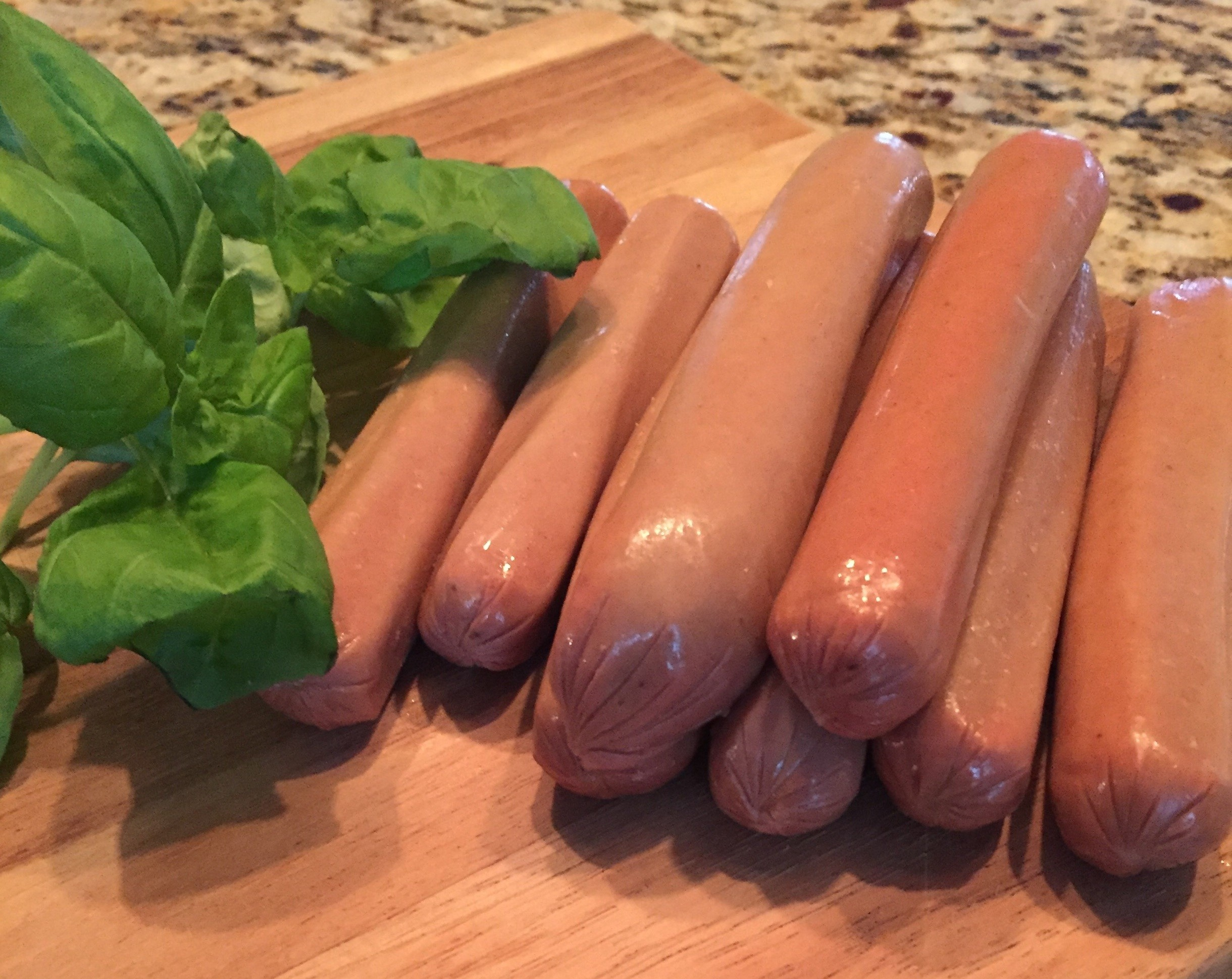 Pork Hot Dogs