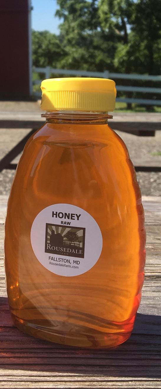 Raw Honey - 1 lb