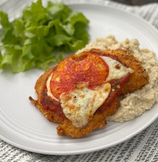 Low-Carb Chicken Parm