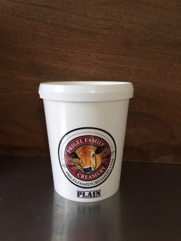 Prigel Organic Yogurt - Plain