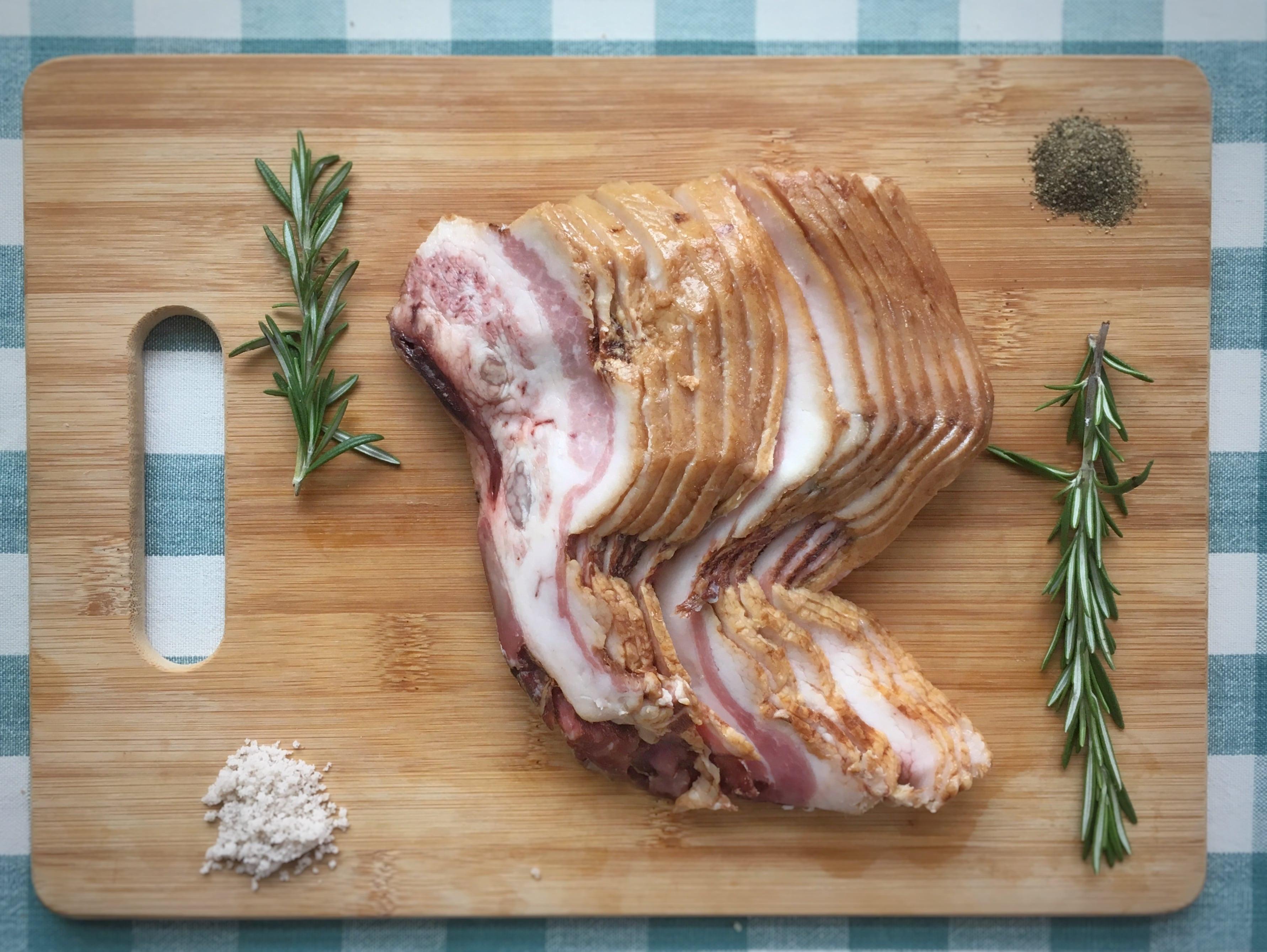Pork Jowl Bacon