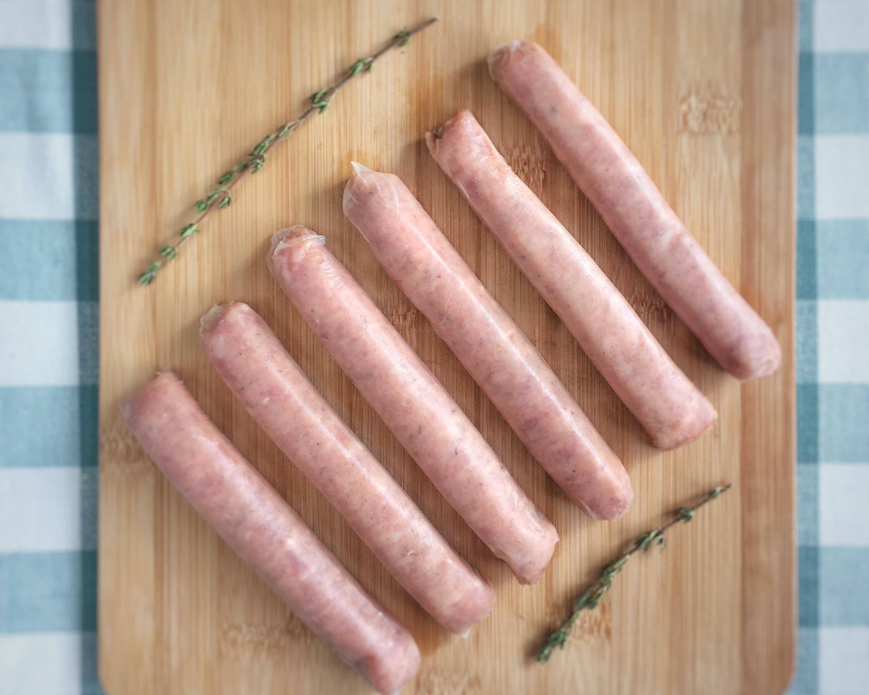 Pork Sausage - Piggy Links
