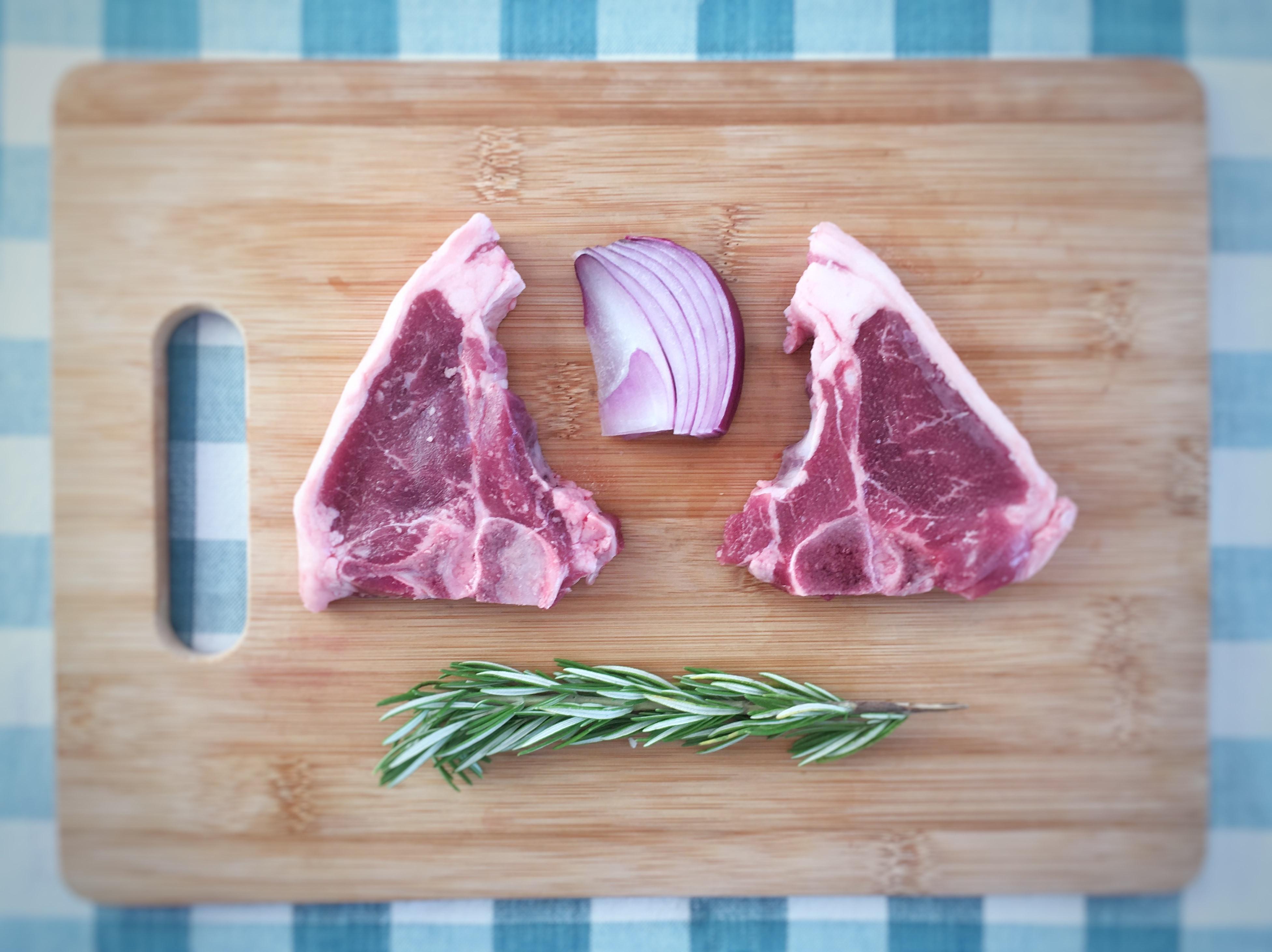 Lamb Loin Chops