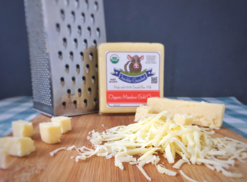 Cheese - Raw Organic Monterey Jack