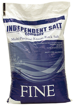 Kansas Rock Salt