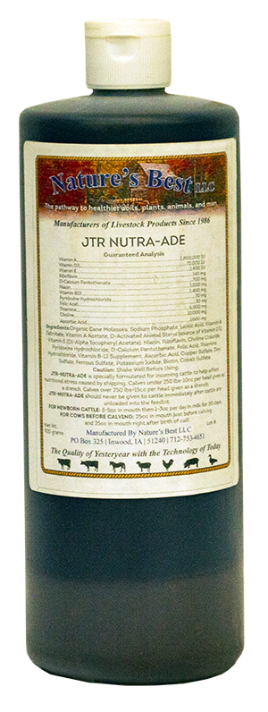 JTR Nutra-Ade