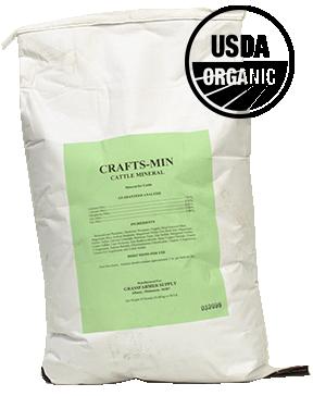 Crafts-Min Organic
