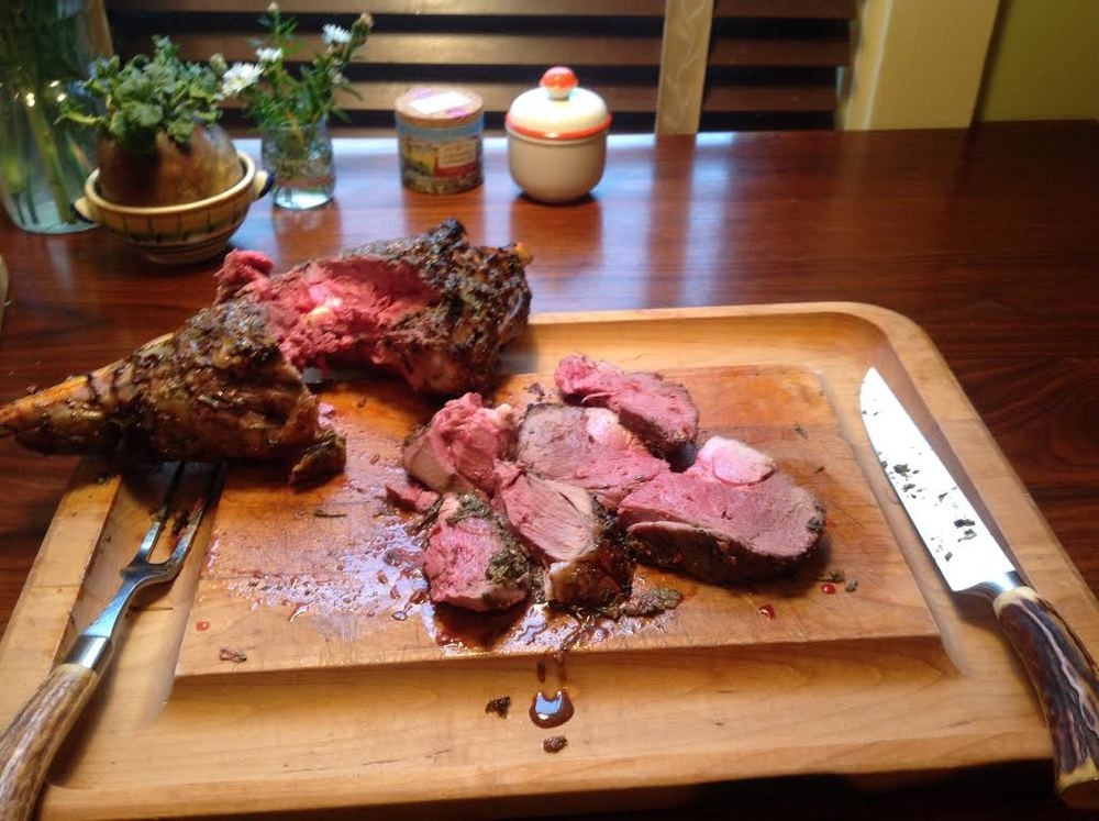 EASTER LAMB: AS THE SEASON TURNS, LAMB OFTEN BRINGS SAVOR TO CELEBRATIONS.