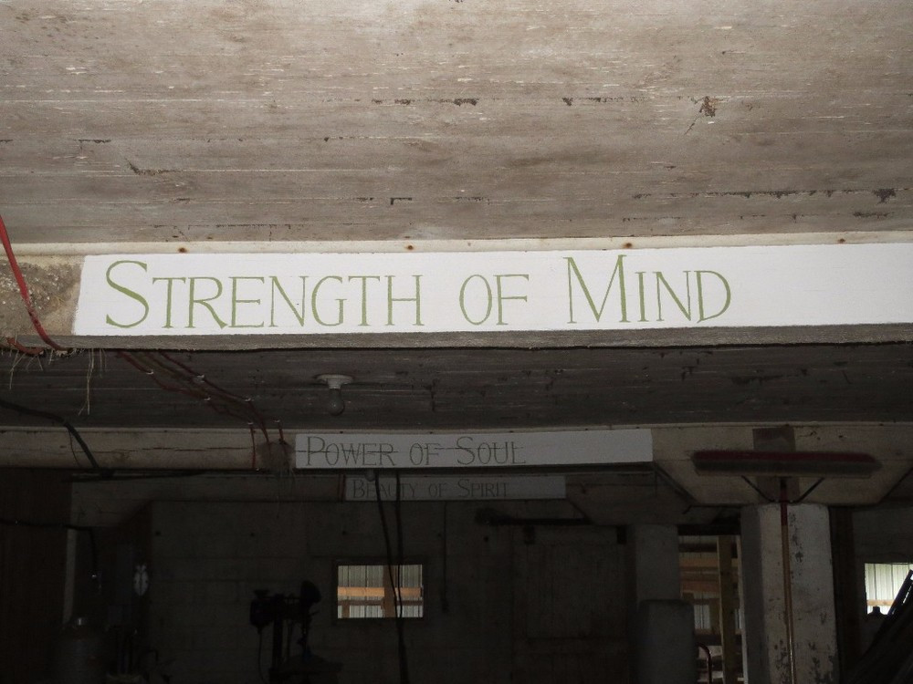 STRENGTH OF MIND: OUR SCHOOLING TEACHES US TO BE MINDFUL.
