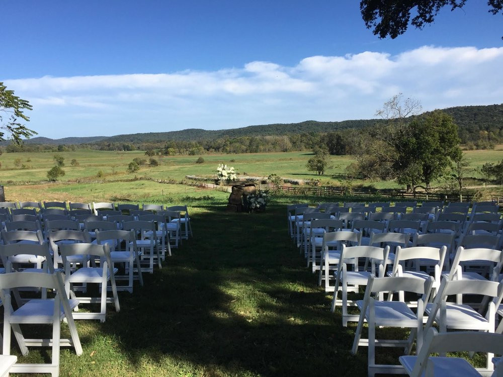 WEDDING CELEBRATION: WE CELEBRATED A WEDDING AT THE FARM THIS PAST WEEKEND.