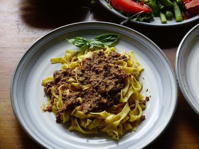 Comforting Bolognese