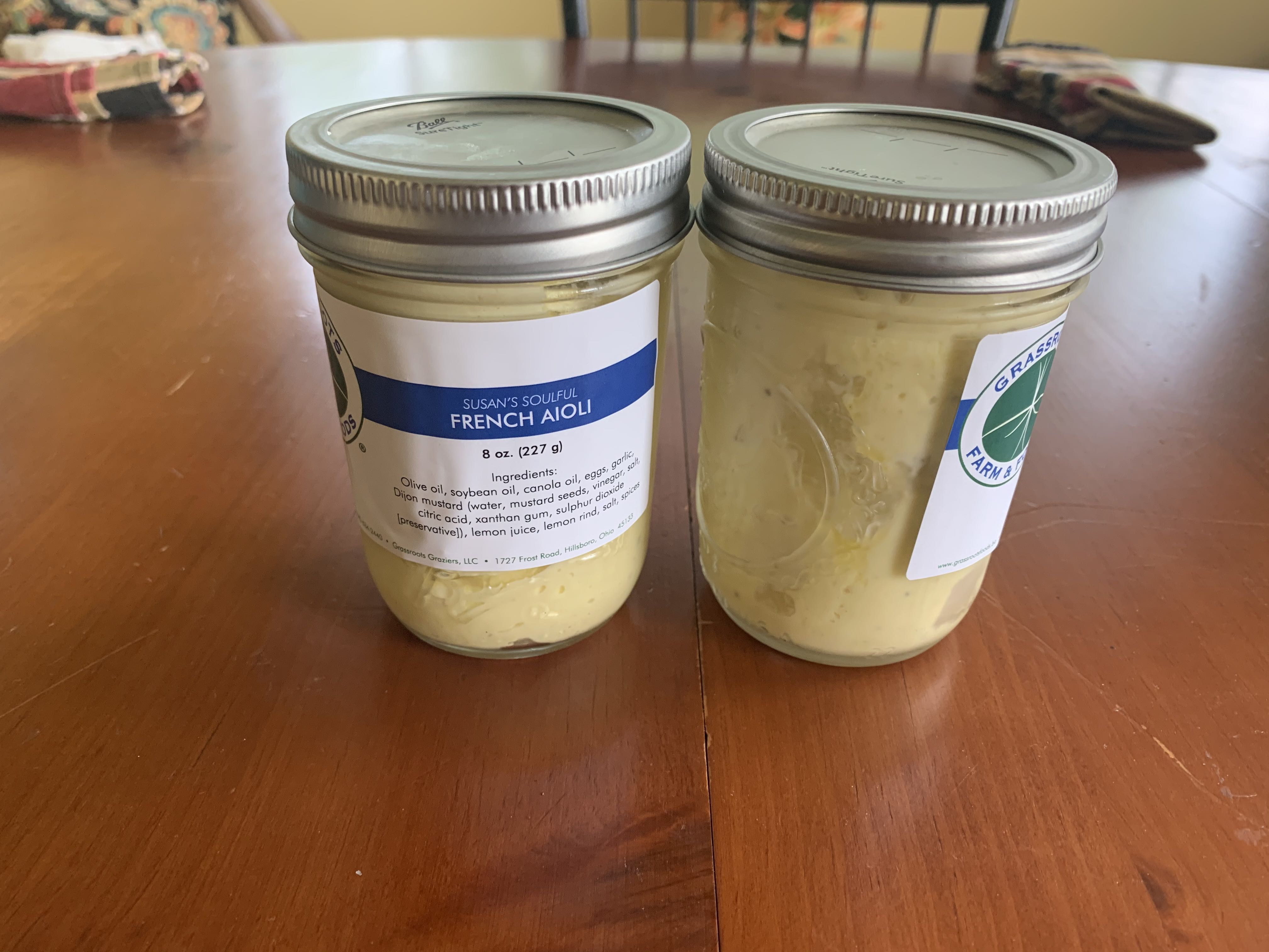 French Aioli