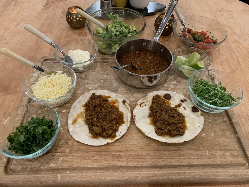 Taco Meat - Aztec