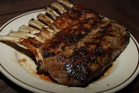 Rack of Lamb (9 Ribs)