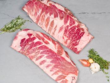 Heritage Pork Spare Ribs