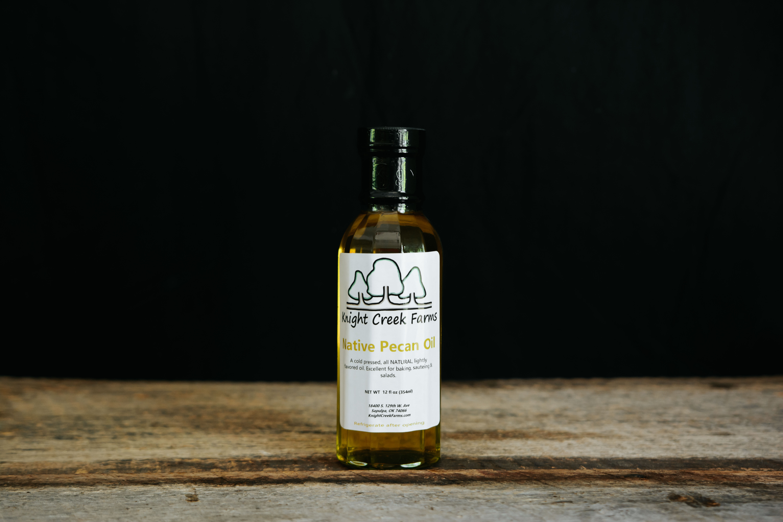 Native Pecan Oil