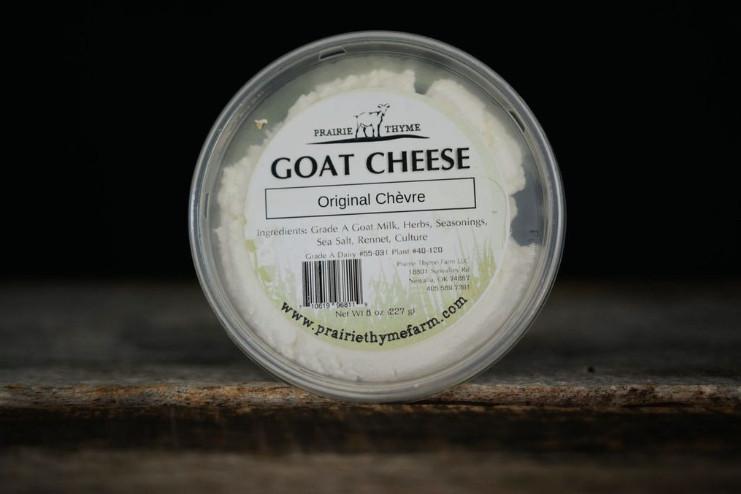 Original Goat Cheese (Chevre)