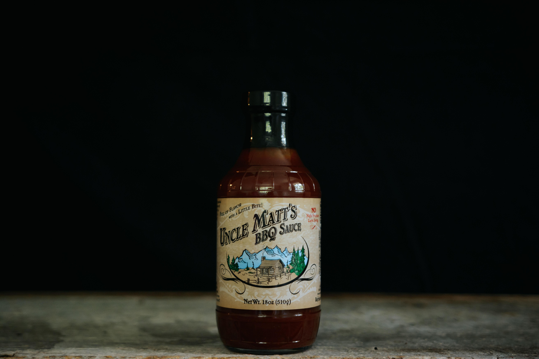 Uncle Matt's BBQ Sauce Original