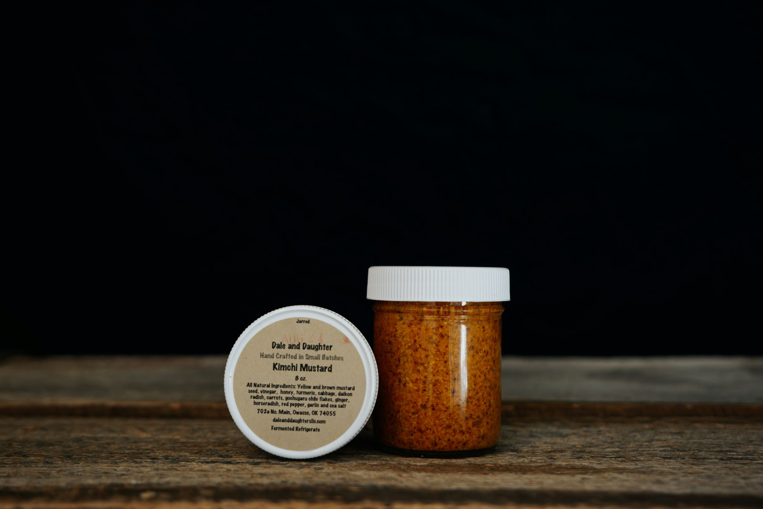 Kimchi Mustard