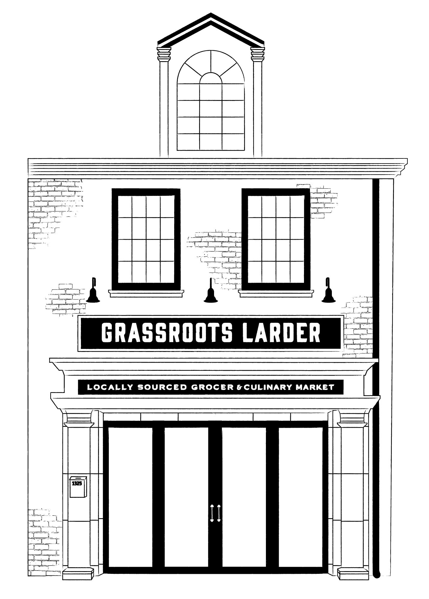 Grassroots Larder