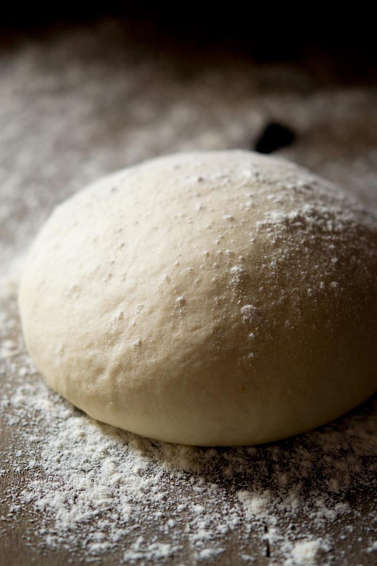 Chef Trey's Pizza Dough
