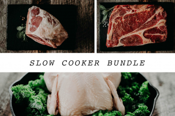 Slow Cooker Bundle