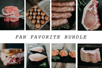 Fan Favorites Bundle