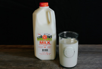 'Last Chance' Milk- 1/2 Gallon