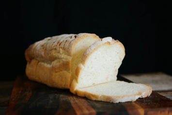 Sliced Tuscan White Bread