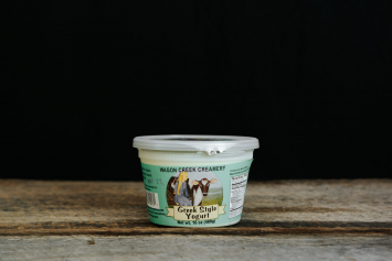 Grass-fed Greek Yogurt- Pint