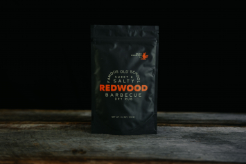 Redwood Barbecue Dry Rub